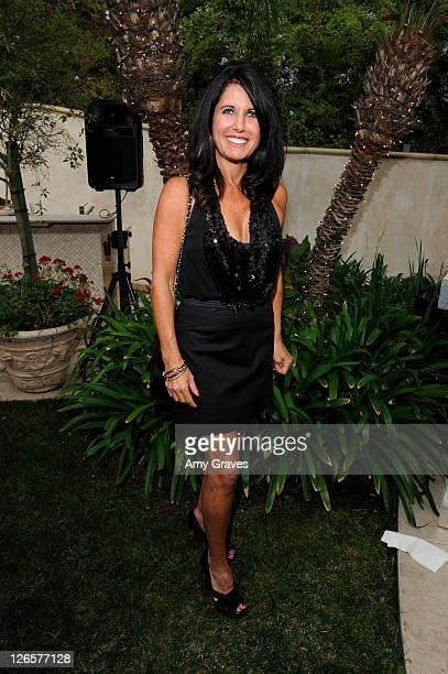 Leila Lambert is honored at the 2011 PFLAG National LA Event on September 25 2011 in Beverly Hills California