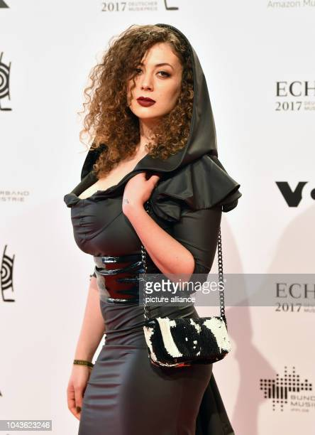 Leila Lowfire arrives for the 26th edition of the Echo music award ceremony inBerlinGermany 06 April 2017 Photo Jens Kalaene/dpa | usage worldwide