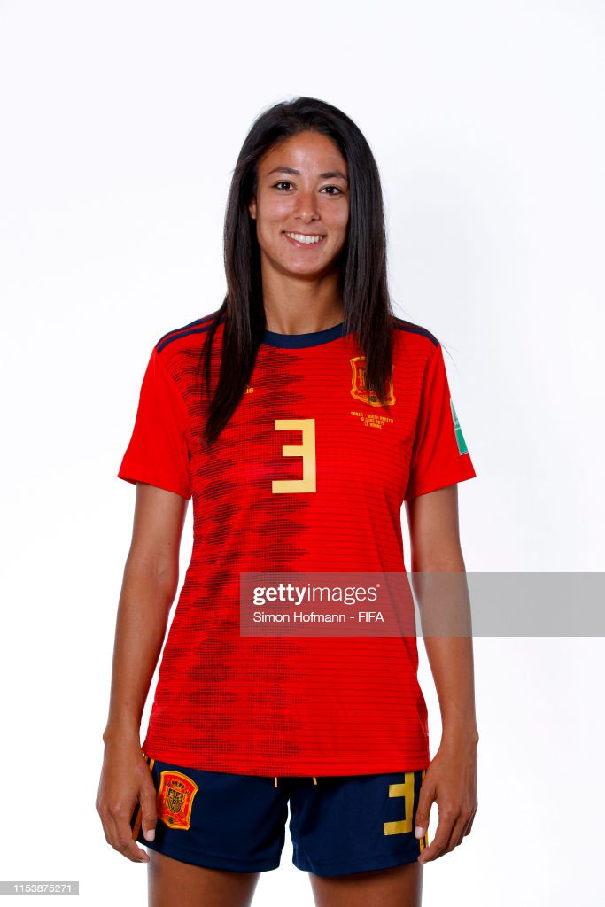 Spain Portraits - FIFA Women's World Cup France 2019 : ニュース写真