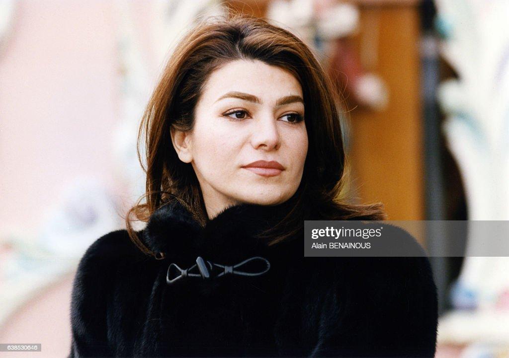Portrait de Leila Pahlavi : Nieuwsfoto's