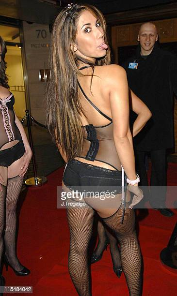 Leilani Dowding during Against Nature London Premiere After Party at Isis in London Great Britain