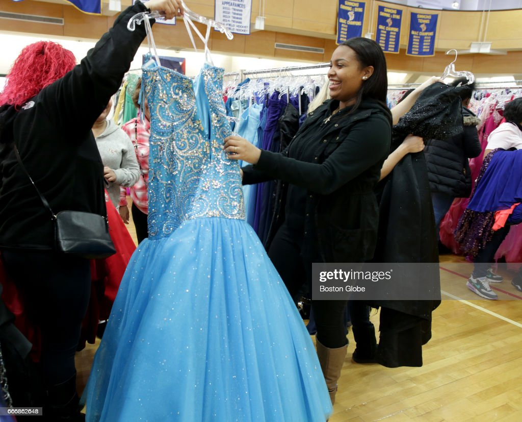 13th Annual Belle Of The Ball Prom Dress Drive Pictures | Getty Images