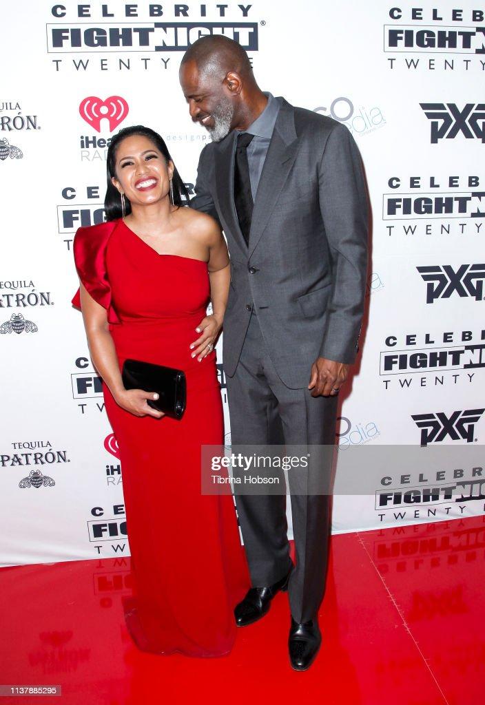 AZ: Celebrity Fight Night XXV - Arrivals