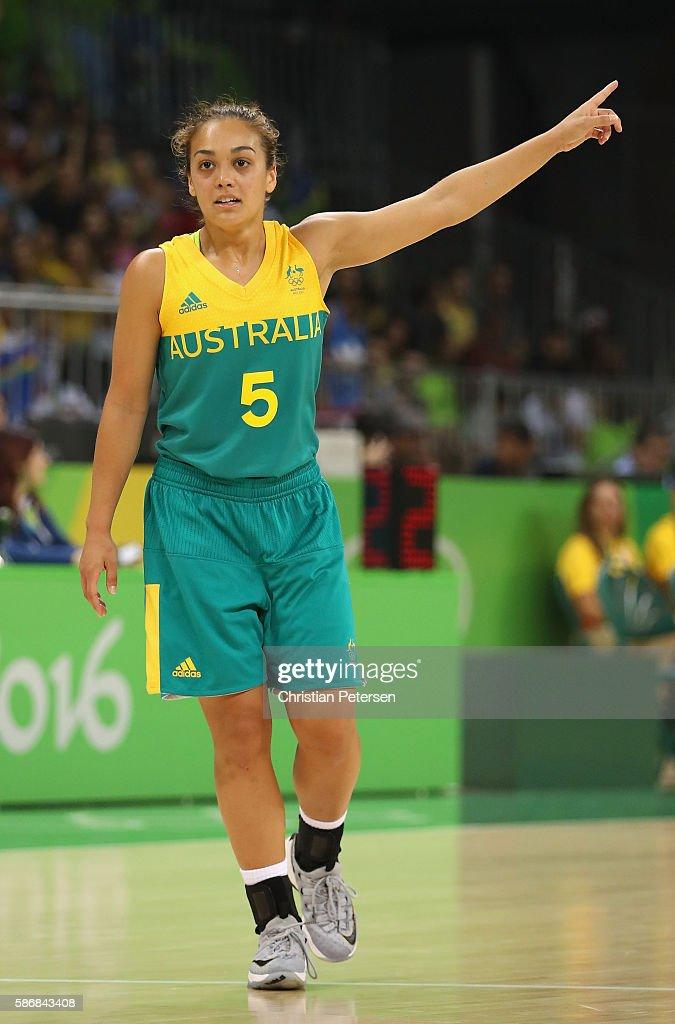 Basketball - Olympics: Day 1