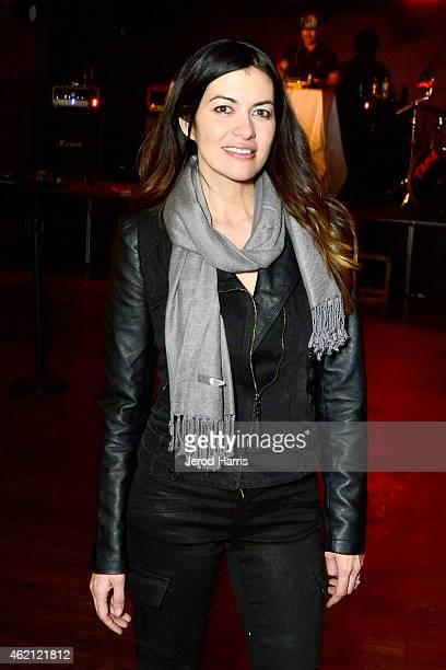 Leilani Munter attends the 'RACING EXTINCTION' after party at the Sundance Film Festival 2015 on January 24 2015 in Park City Utah