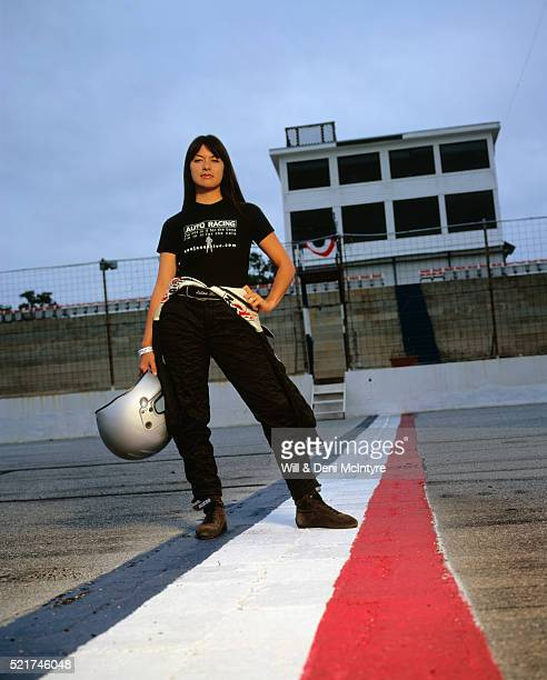 leilani munter on the finish line - leilani munter stock pictures, royalty-free photos & images