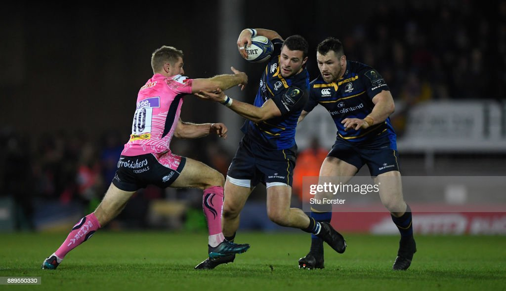 Exeter Chiefs v Leinster Rugby -  Champions Cup