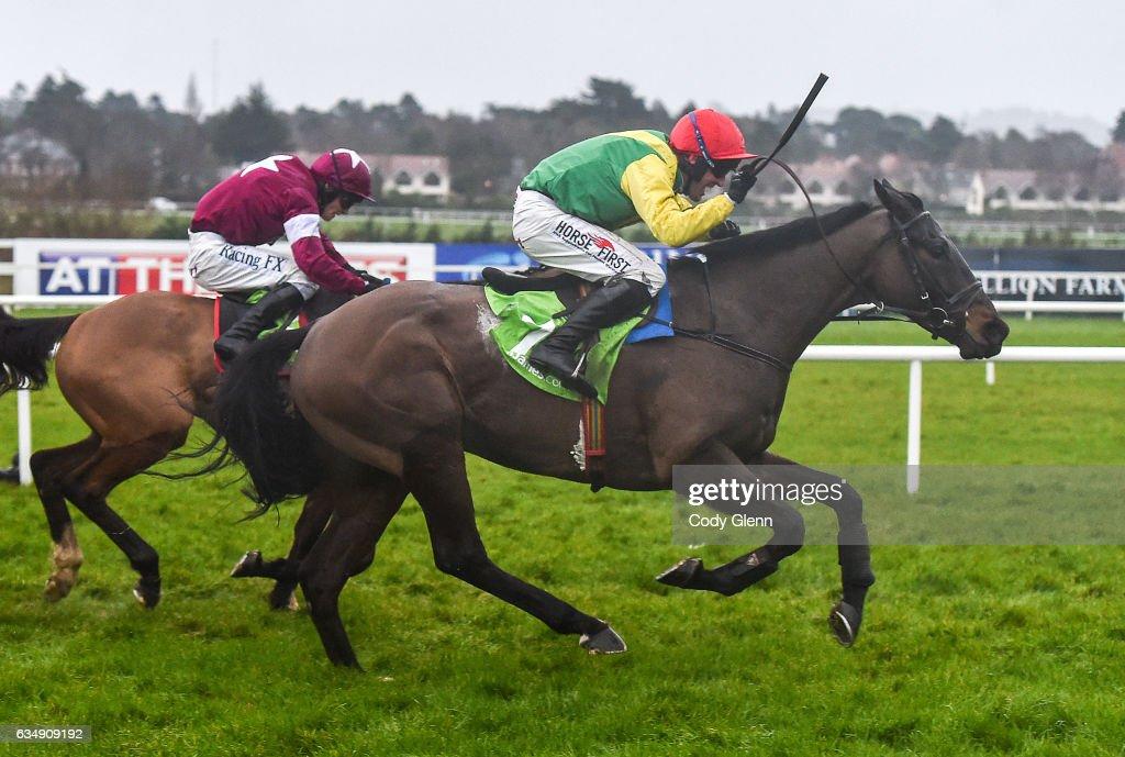 Horse Racing - Irish Gold Cup : News Photo