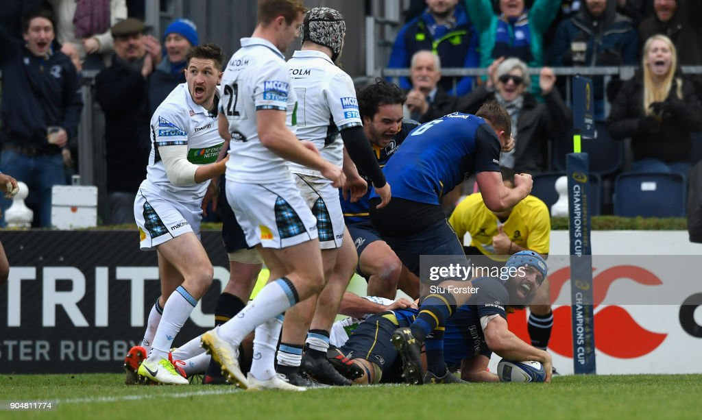 Leinster Rugby v Glasgow Warriors -  Champions Cup