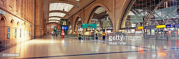 Leipzig Central Railway Station