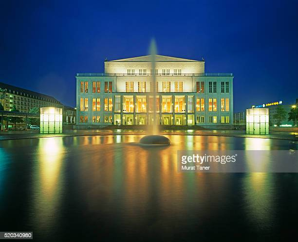 270 Leipzig Opera House Photos And Premium High Res Pictures Getty Images