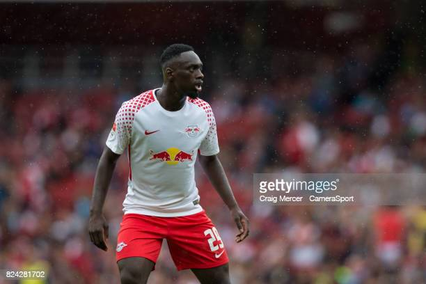 Leipzig's JeanKevin Augustin during the Emirates Cup match between RB Leipzig and Sevilla FC at Emirates Stadium on July 29 2017 in London England
