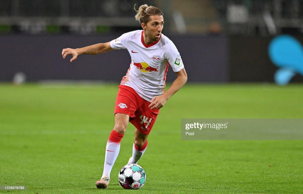 Borussia Moenchengladbach v RB Leipzig - Bundesliga : ニュース写真