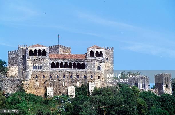 Leiria Castle Centro Portugal 12th14th century