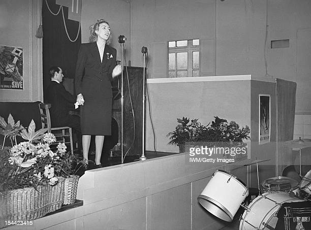 Leisure And Entertainment During The Second World War Wartime Entertainers The singer Vera Lynn who became so popular with British servicemen that...