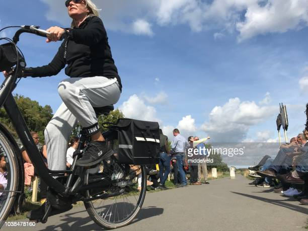 leisure event - cycling event stock pictures, royalty-free photos & images