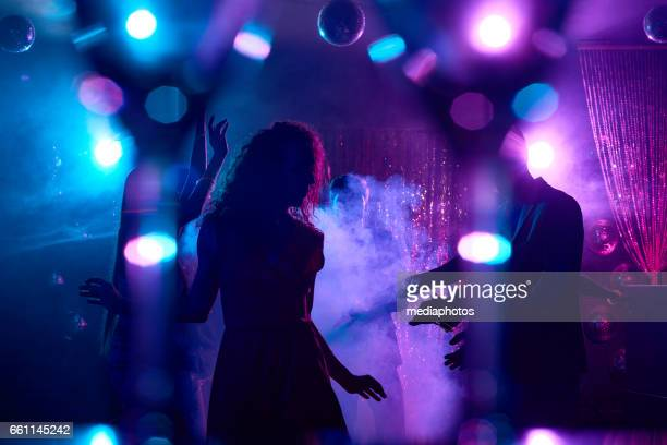 leisure for youth - dance floor stock pictures, royalty-free photos & images