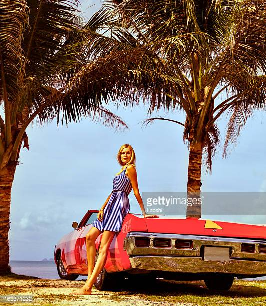 temps de loisirs - sixties photos et images de collection