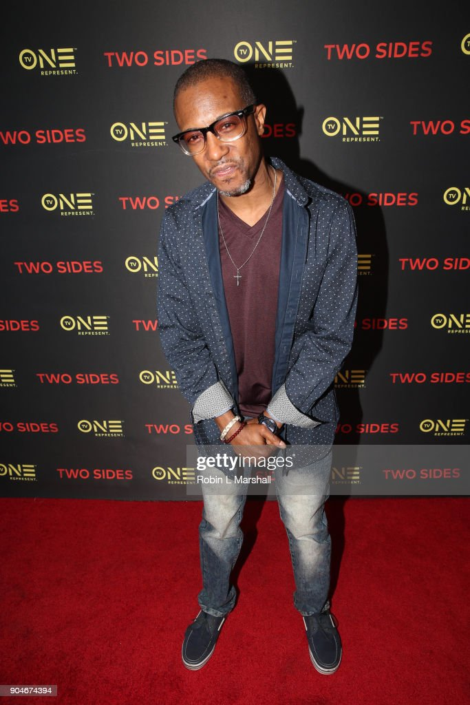 Le'John Plummer attends the NAACP Screening and Social Justice Summit for TV One's 'Two Sides' at First AME Church on January 13, 2018 in Los Angeles, California.