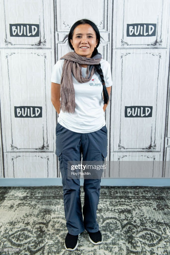 Lek Chailert discusses 'Love & Bananas' with the Build Series at Build Studio on April 26, 2018 in New York City.