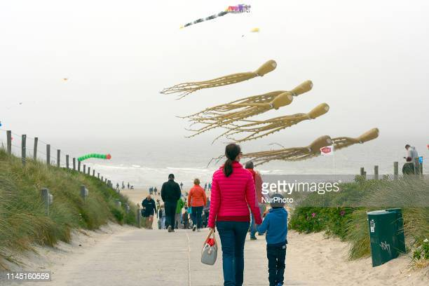 LekkerUitwaaiennl organized a twoday kite festival on 18 and 19 May 2019 The sky above the beach of Callantsoog in North Holland was littered with...