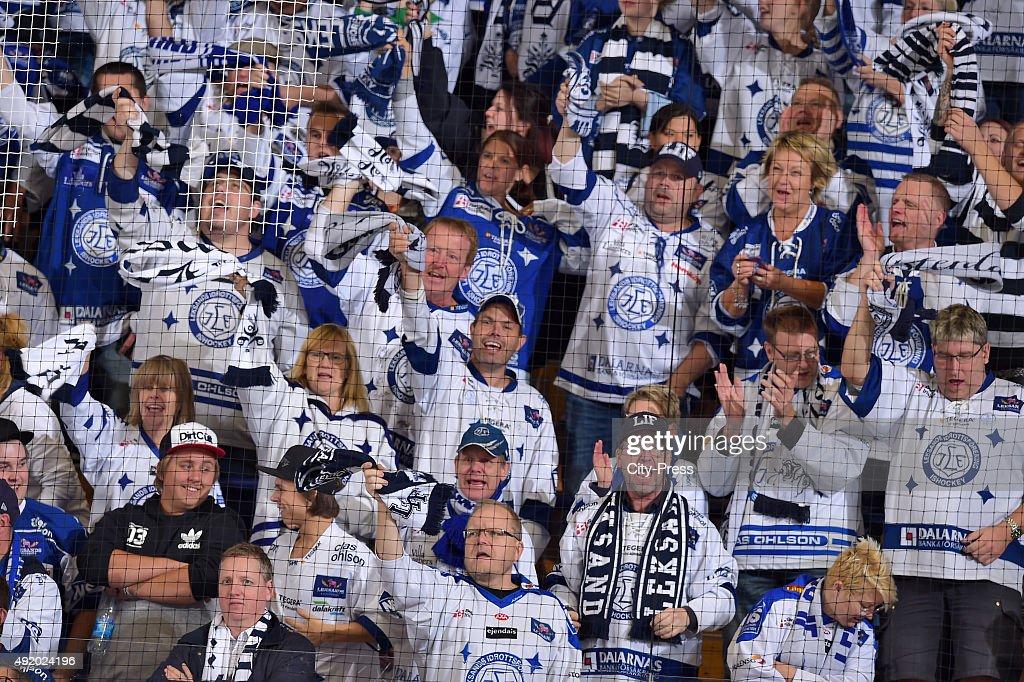 Leksands IF v Asploeven HC - HockeyAlsvenskan : Fotografia de notícias