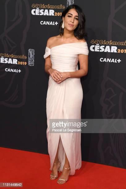 Leïla Bekhti attends Cesar Film Awards 2019 at Salle Pleyel on February 22 2019 in Paris France