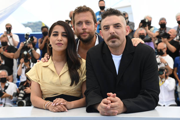 """FRA: """"Les Intranquilles (The Restless)"""" Photocall - The 74th Annual Cannes Film Festival"""