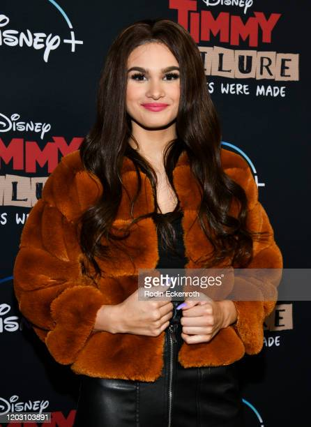"Lela Brown attends the Premiere of Disney +'s ""Timmy Failure: Mistakes Were Made"" at El Capitan Theatre on January 30, 2020 in Los Angeles,..."
