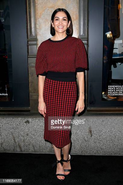 Lela Loren attends as Power celebrates its final season with a Saks Fifth Avenue window display on August 19 2019 in New York City