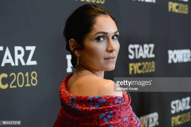 Lela Loren attends STARZ POWER FYC Event at The Jeremy Hotel on May 3 2018 in West Hollywood California