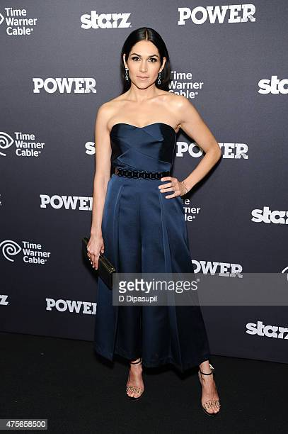 Lela Loren attends the 'Power' Season Two Series Premiere at Best Buy Theater on June 2 2015 in New York City