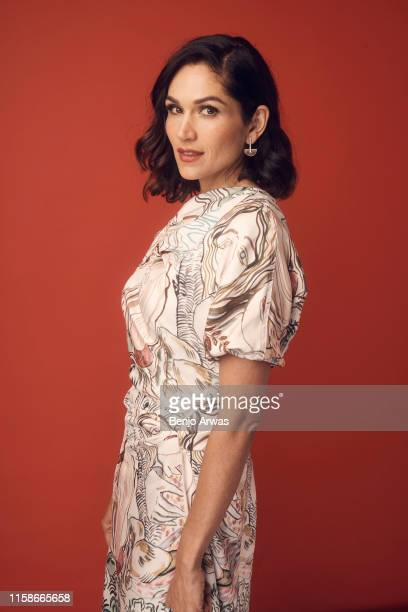 Lela Loren of Starz's 'Power' poses for a portrait during the 2019 Summer TCA Portrait Studio at The Beverly Hilton Hotel on July 26, 2019 in Beverly...