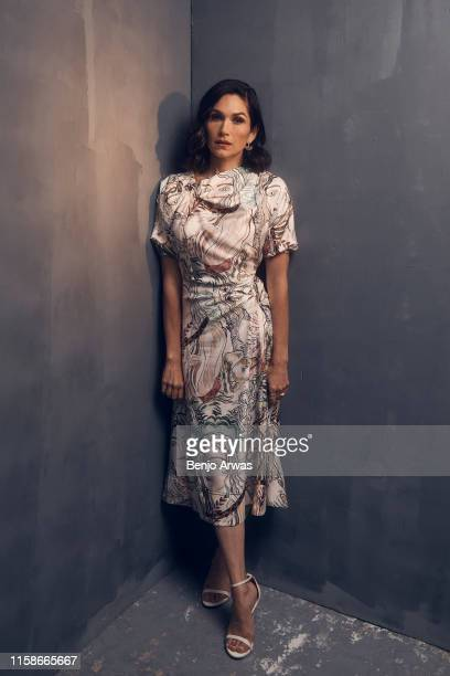 Lela Loren of Starz's 'Power' poses for a portrait during the 2019 Summer TCA Portrait Studio at The Beverly Hilton Hotel on July 26 2019 in Beverly...