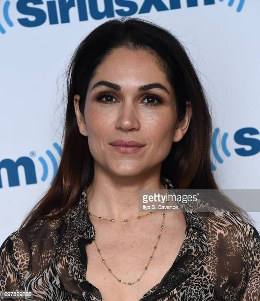 Lela Loren visits the SiriusXM Studios on June 19 2017 in New York City