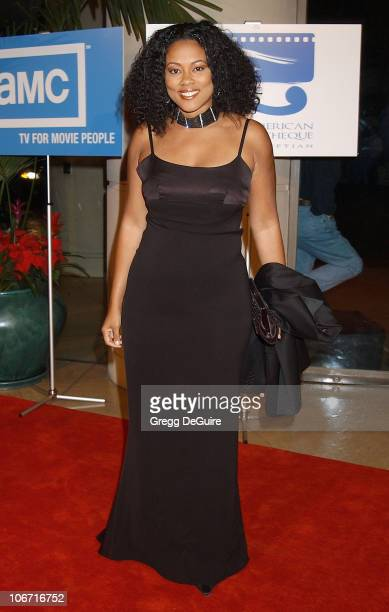 Lela Rochon during The 17th Annual American Cinematheque Award Honoring Denzel Washington at Beverly Hilton Hotel in Beverly Hills California United...