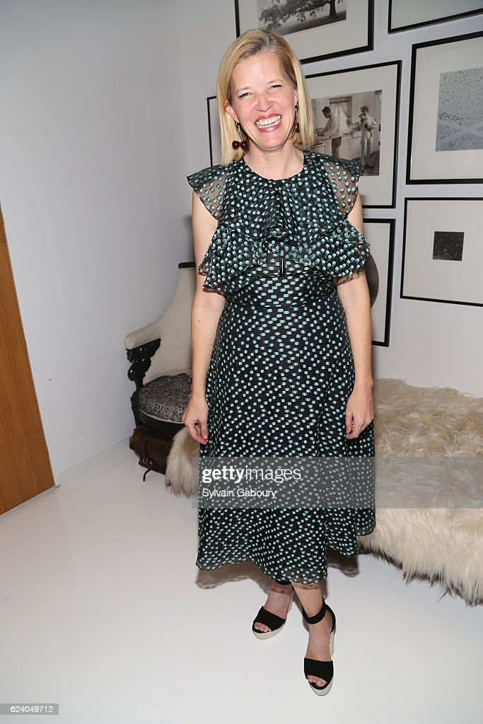 Lela Rose attends Edible Schoolyard NYC Annual Harvest Dinner with Chef Massimo Bottura, Hosted by Lela Rose at Private Residence on November 17, 2016 in New York City.