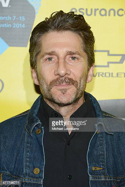 Leland Orser attends 'The Guest' premiere at the 2014 SXSW Music Film Interactive Festival at the Stateside Theater on March 10 2014 in Austin Texas