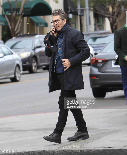 Leland Orser is seen on January 9 2018 in Los Angeles CA