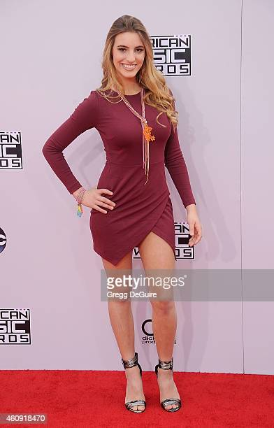 Lele Pons arrives at the 2014 American Music Awards at Nokia Theatre LA Live on November 23 2014 in Los Angeles California