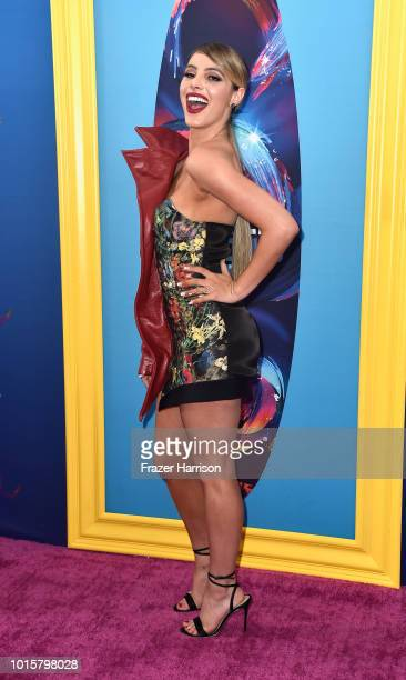 Lele Pons attends FOX's Teen Choice Awards at The Forum on August 12 2018 in Inglewood California