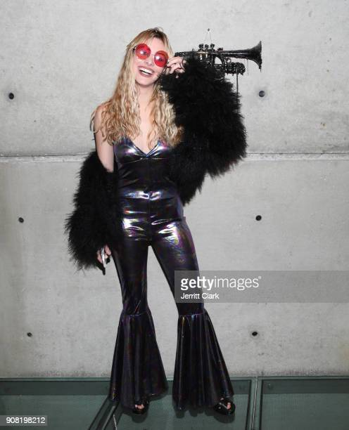 Lele Pons attends Montana Tucker's 25th Birthday Party at a Private Residence on January 20 2018 in Beverly Hills California