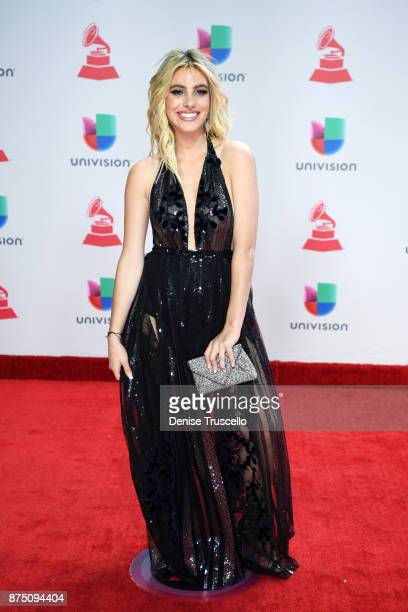 Lele Pons attends the 18th Annual Latin Grammy Awards at MGM Grand Garden Arena on November 16 2017 in Las Vegas Nevada