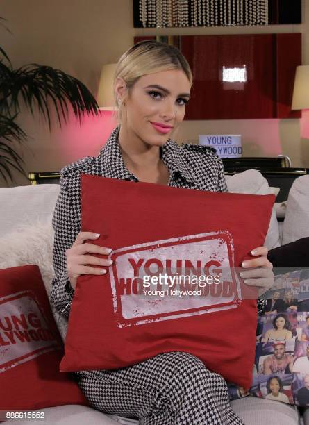 Lele Pons visits the Young Hollywood Studio on December 5 2017 in Los Angeles California