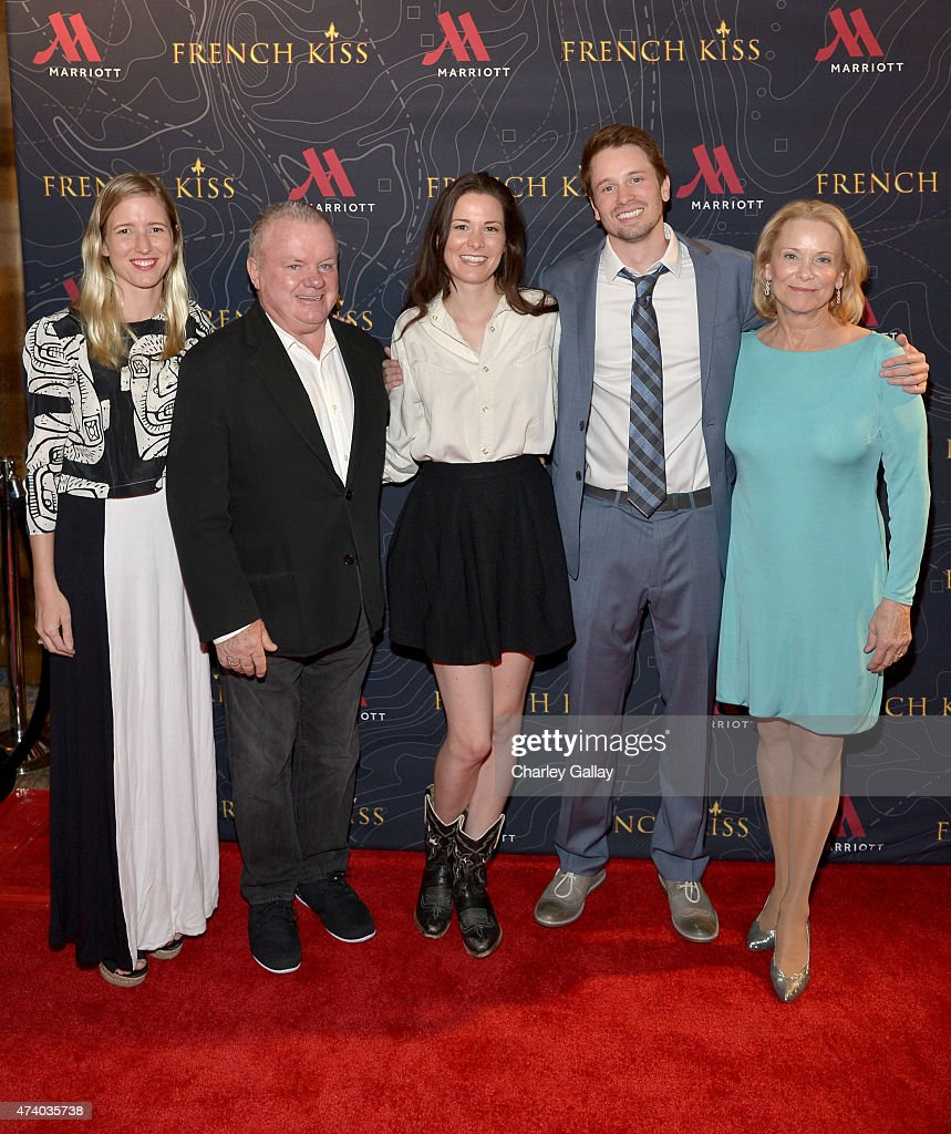 "The Marriott Content Studio's ""French Kiss"" Film Premiere : News Photo"