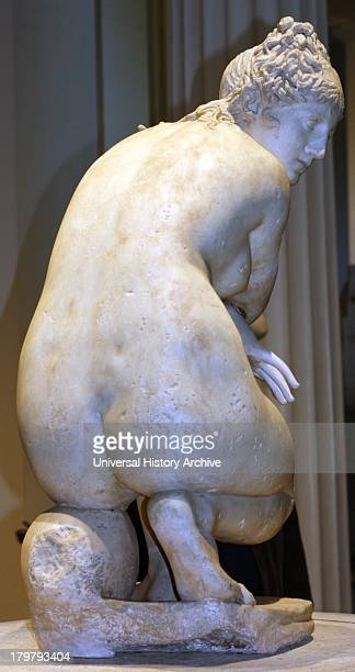 Lely's Venus Statue of the goddess Venus surprised as she bathes Probably 1st or 2nd century AD and is a copy of an earlier Greek original