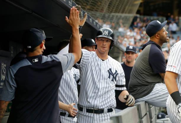 NY: Toronto Blue Jays v New York Yankees