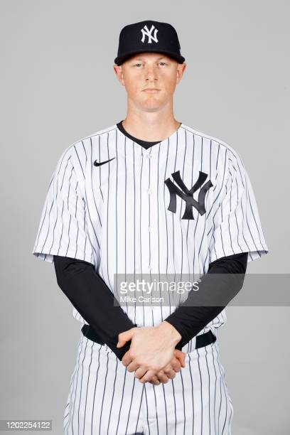 LeMahieu of the New York Yankees poses during Photo Day on Thursday, February 20, 2020 at George M. Steinbrenner Field in Tampa, Florida.