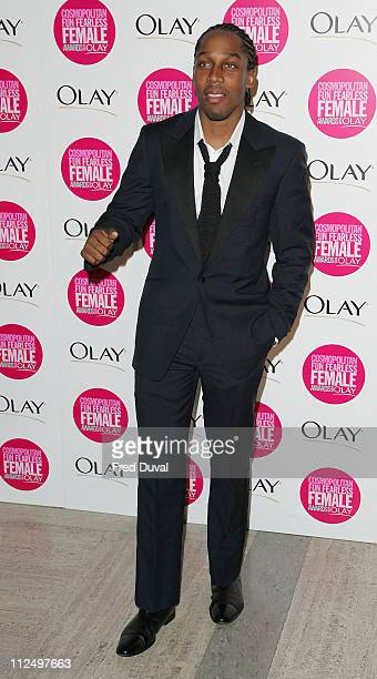 Lemar during Cosmopolitan Fun Fearless Female Awards with Olay Red Carpet at Bloomsbury Ballroom in London Great Britain