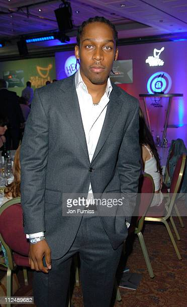 Lemar during The 2005 958 Capital FM Awards Show and Awards at The Royal Lancaster Hotel in London United Kingdom
